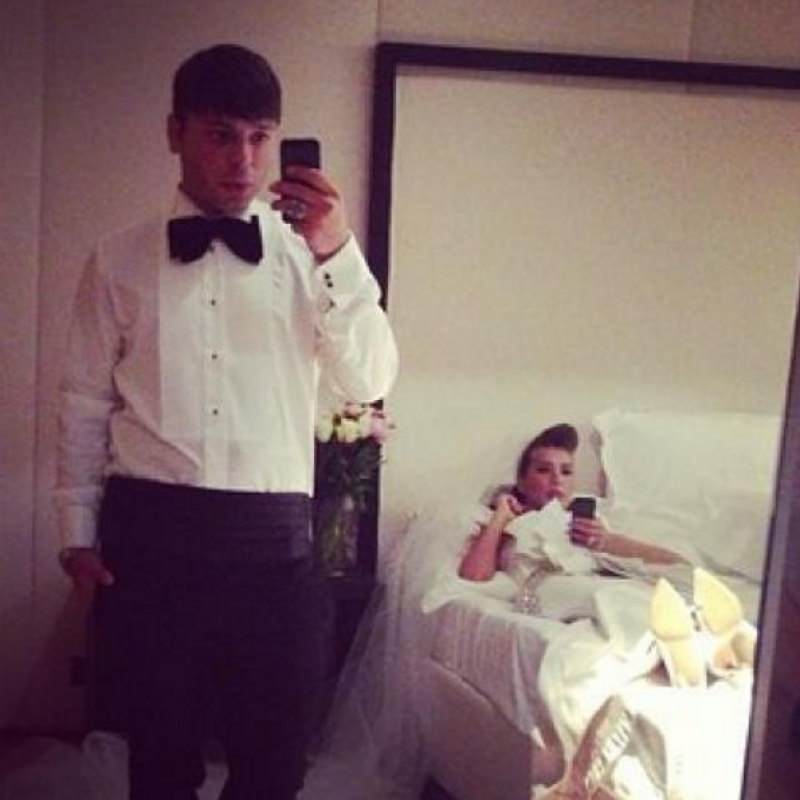 Кэти топурия и ее муж фото свадьба